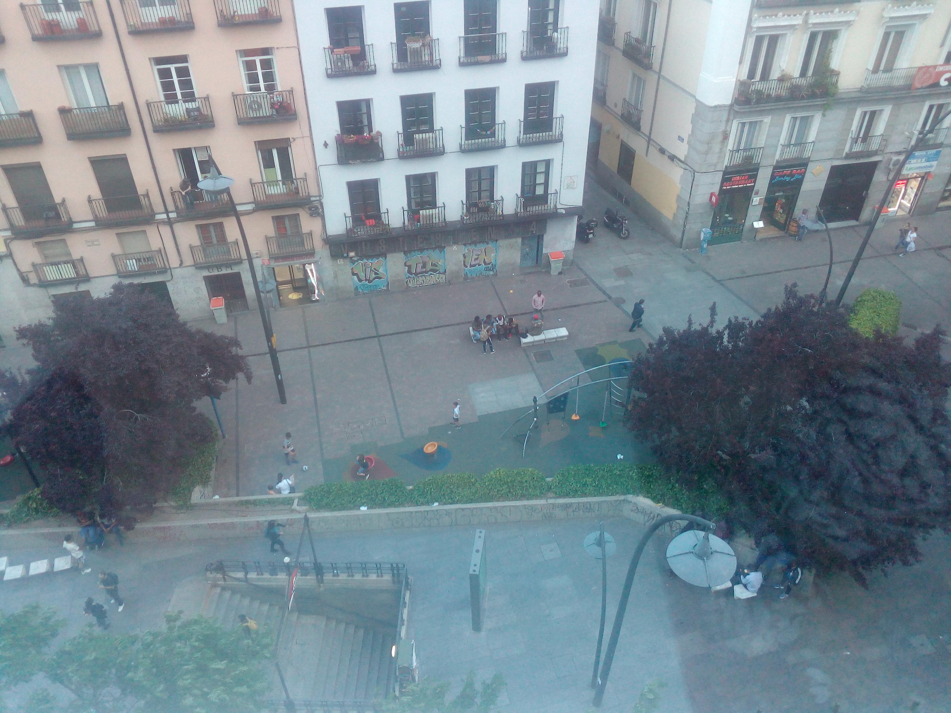 Casa De Granada Una De Las Mejores Terrazas De Madrid
