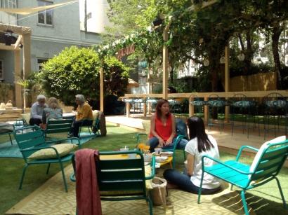 Casa Corona Una De Las Mejores Terrazas De Madrid Para